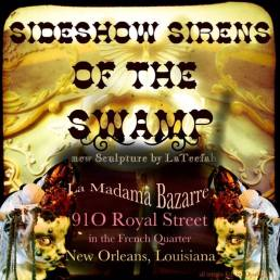 October 2014 Royal Street show