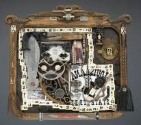 Assemblage by Jimmy Descant