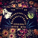 Frankenstein Ouija by Johnny Brashear