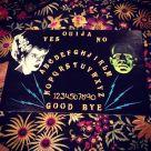 Frankenstein Ouija by Johnny Brashear