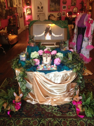 Spring display Sea & Dagger show 2015