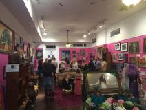 Easter gallery party 2015