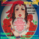 La Madama Pop Up