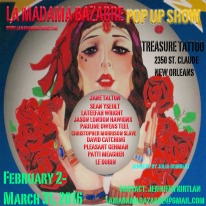 La Madama show announcement 2016